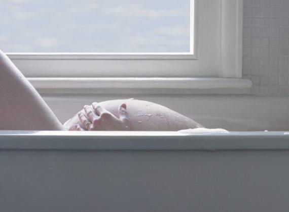 terhesség alatti fürdés