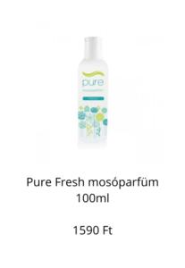Pure Fresh mosópafrüm