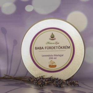 Baba furdetokrem - NaturaLisa