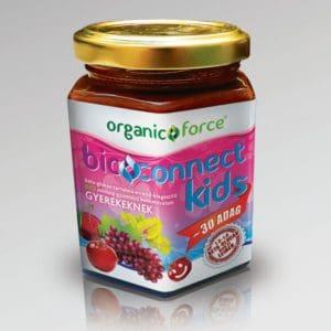 Bioconnect_Kids_210g immunerősítő gyerekeknek