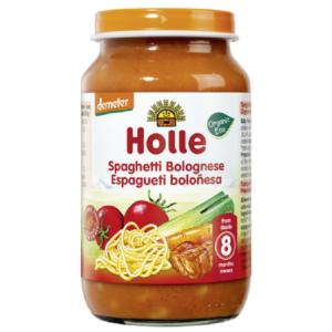 Holle bio bebietel bolognai spagetti 220g