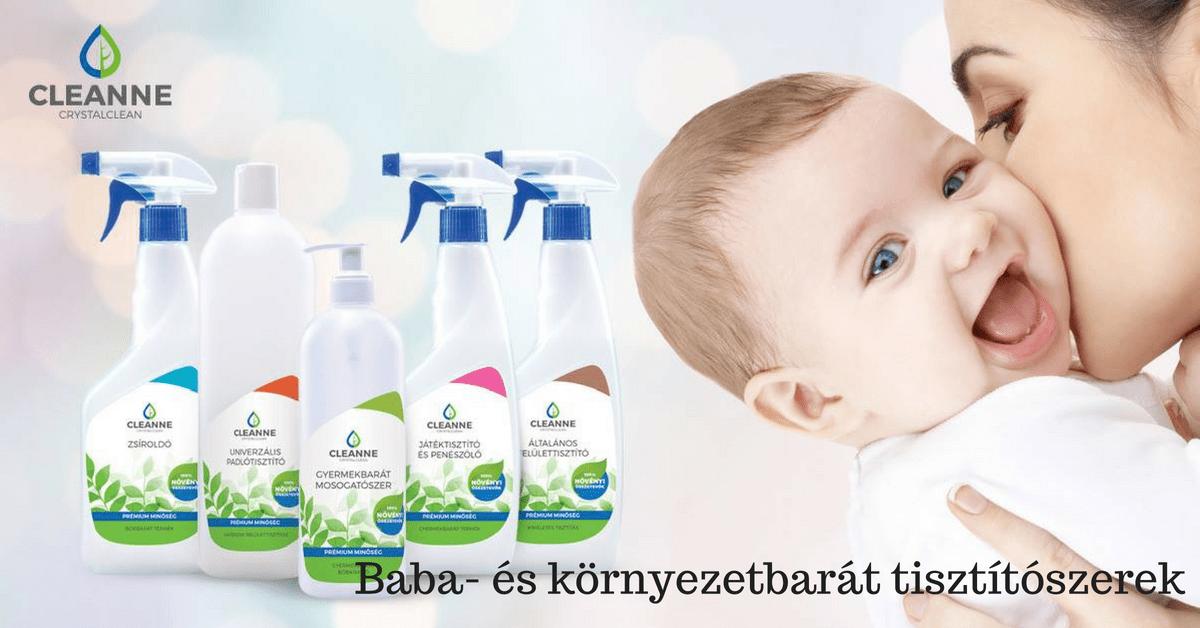 Cleanne tisztítószerek