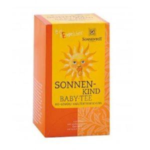 Sonnentor bio napgyermek babatea