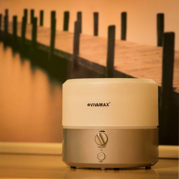 salvus vízzel, sóoldattal is a használható vivamax ultrahangos hideg párásító