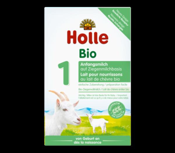 Holle Bio Kecsketej alapú 1-es csecsemőtápszer