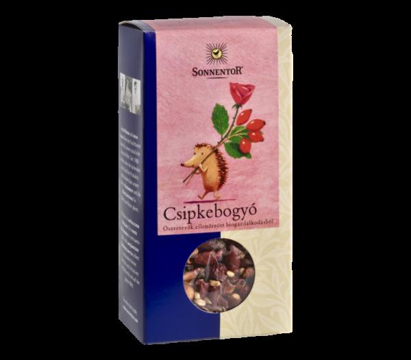 Sonnentor Bio Csipkebogyó tea - ömlesztett 100g
