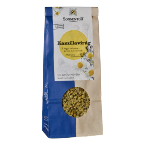 Sonnentor Bio Kamillavirág tea - ömlesztett 50g