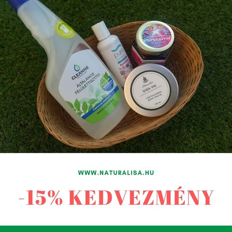 magyar márkák -15% kedvezmény