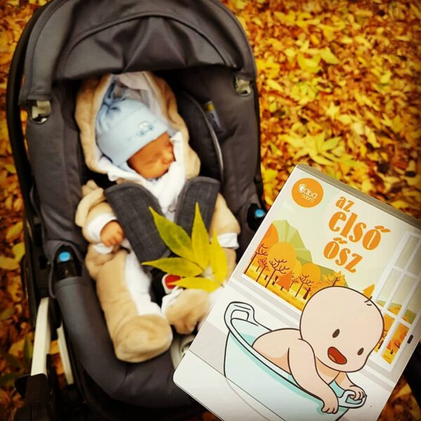 baba mérföldkő kártya