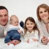 szülés utáni fotózás - babafotózás - családi fotózás