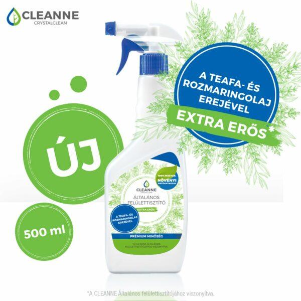 cleanne-általános-felülettisztító-spray-rozmaring-teafa-illóolajjal
