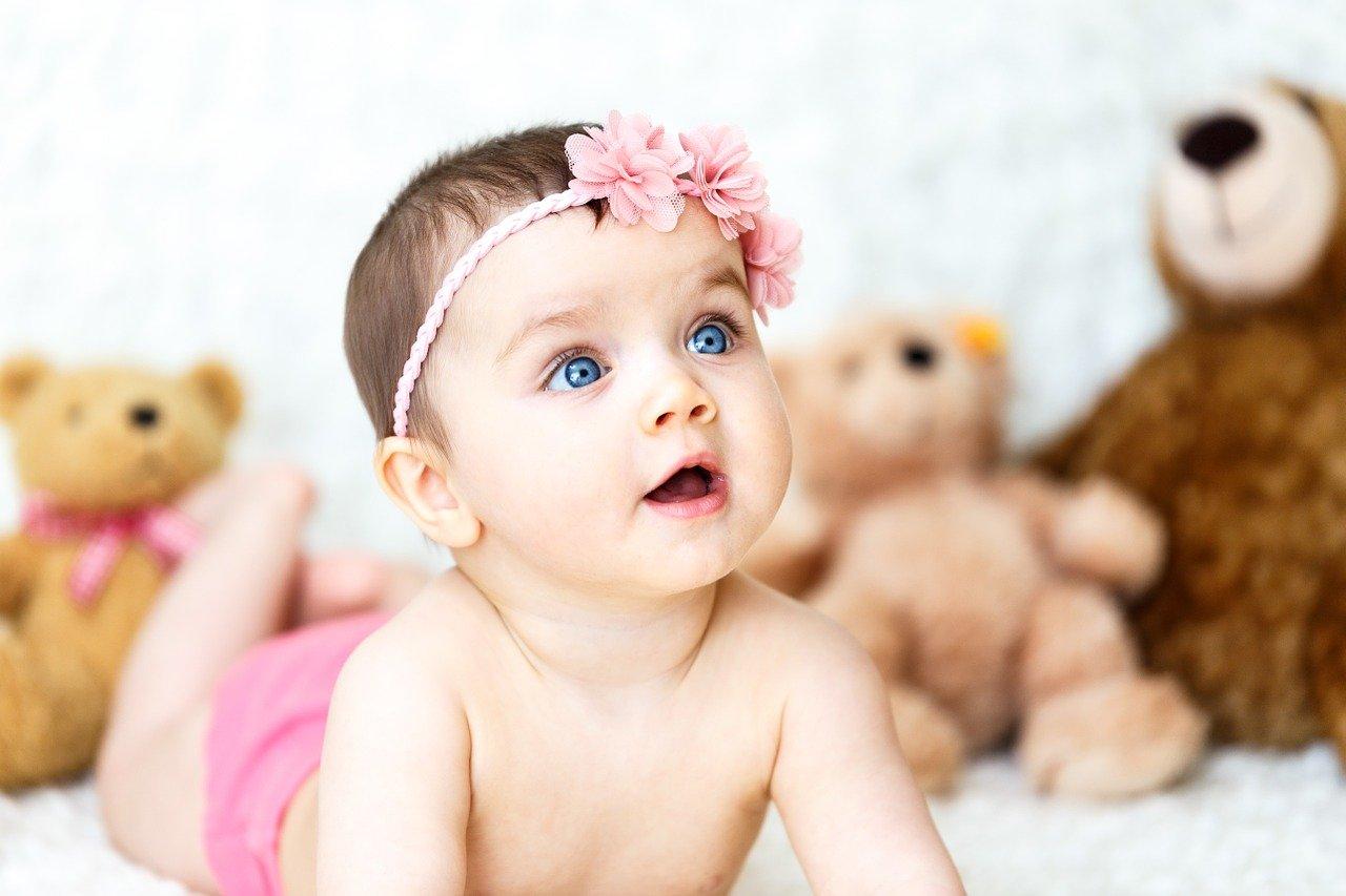 száraz baba bőr