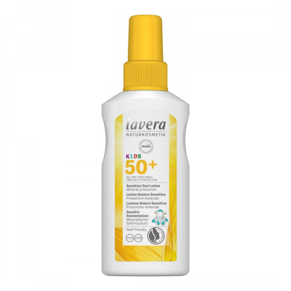 Lavera-SUN_napvédő-spray-spf50-gyerekeknek-napallergiás-bőrre
